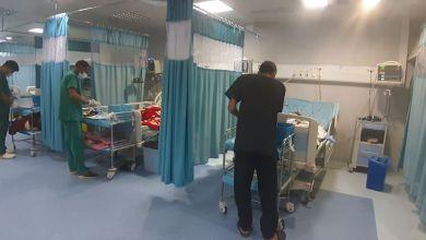 مستشفى صبراتة التعليمي ينفي وصول جرحى وجثث