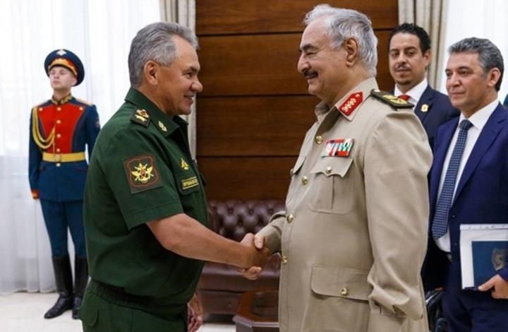 تحذيرات أميركية من الدور الروسي في ليبيا