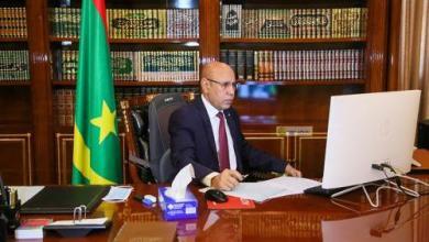 الرئيس الموريتاني محمد ولد الغزاوني يشارك في القمة الافتراضية لدول حركة عدم الانحياز مطالباً برفع ديون أفريقيا