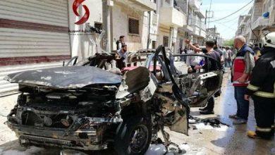 مقتل جنود أتراك من القوات المسيطر على ريف حلب بسوريا إثر انفجار عبوة ناسفة