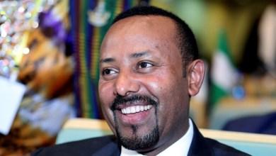 آبي أحمد - رئيس وزراء أثيوبيا