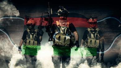 المرتزقة - كورونا - ليبيا