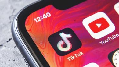 يوتيوب - تيك توك