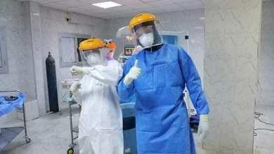 أول عملية جراحية لمصابة بفيروس كورونا في مركز سبها الطبي