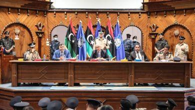 لقاء موسع لوزير داخلية الوفاق بوكلاء الوزارة ومديري الإدارات