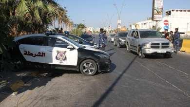 نشاط مكثف لوزارة الداخلية في العاصمة وضواحيها لمتابعة حضر التجول وضبط الأمن