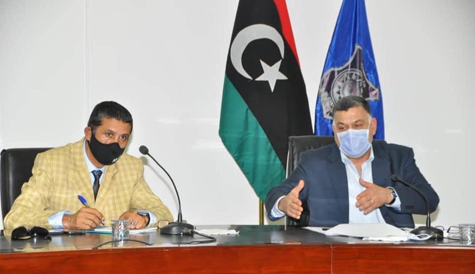 """""""العليا لمجابهة كورونا"""" تناقش في طرابلس آخر تطورات انتشار الوباء"""