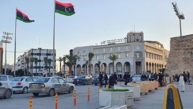 """ميدان الشهداء ببلدية طرابلس المركز -""""أرشيفية"""""""