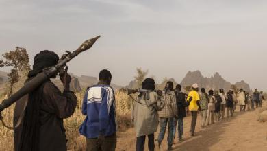 """أعمال عنف في ولاية شمال دارفور بالسودان -""""صورة أرشيفية"""""""