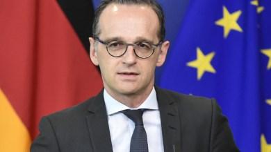 """وزير الخارجية الألماني """"هايكو ماس"""""""