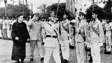 ذكرى تأسيس الجيش الليبي