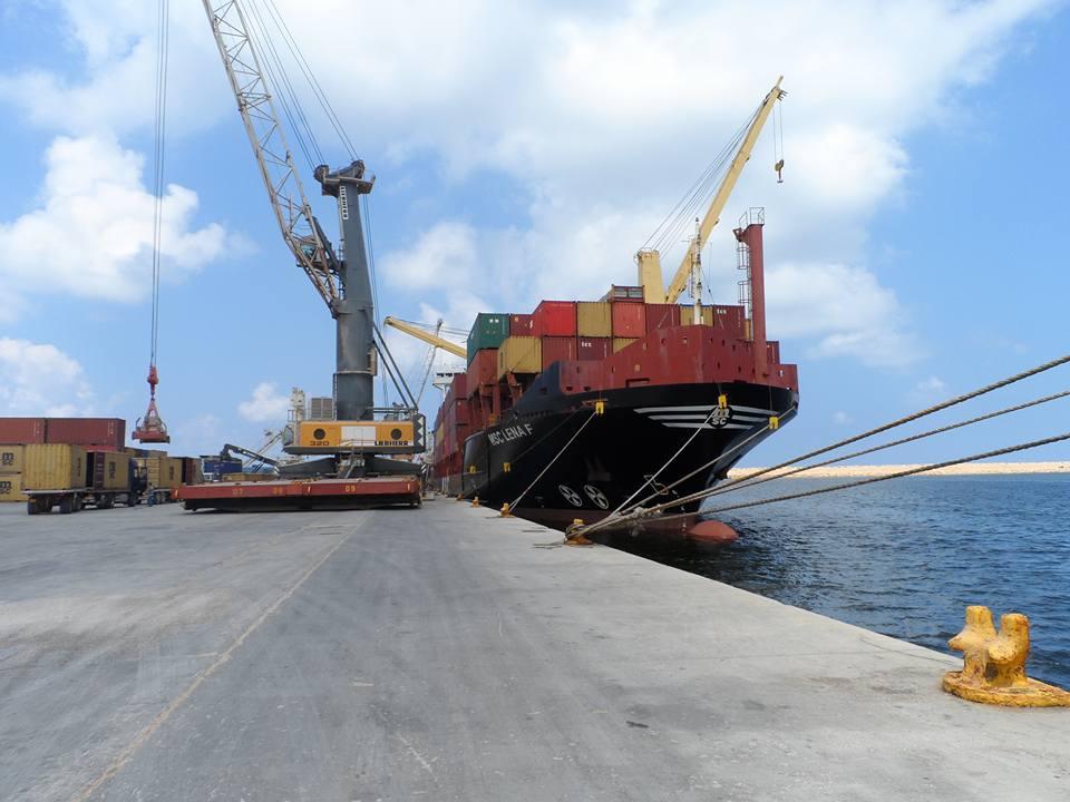 ميناء طرابلس