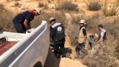 هيئة السلامة الوطنية تزيل عدد من المتفجرات بمدينة الزاوية