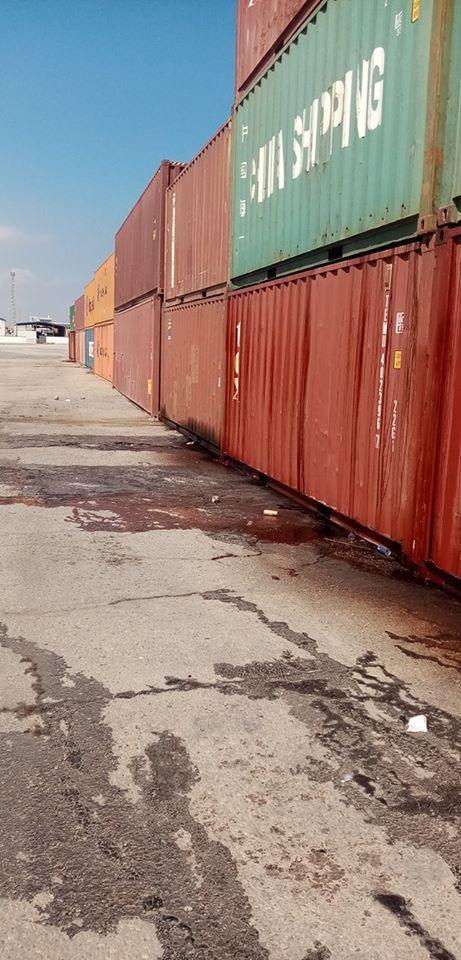 400 حاوية أرز محتجزة بميناء طرابلس البحري منذ 2015 تنذر بكارثة صحية