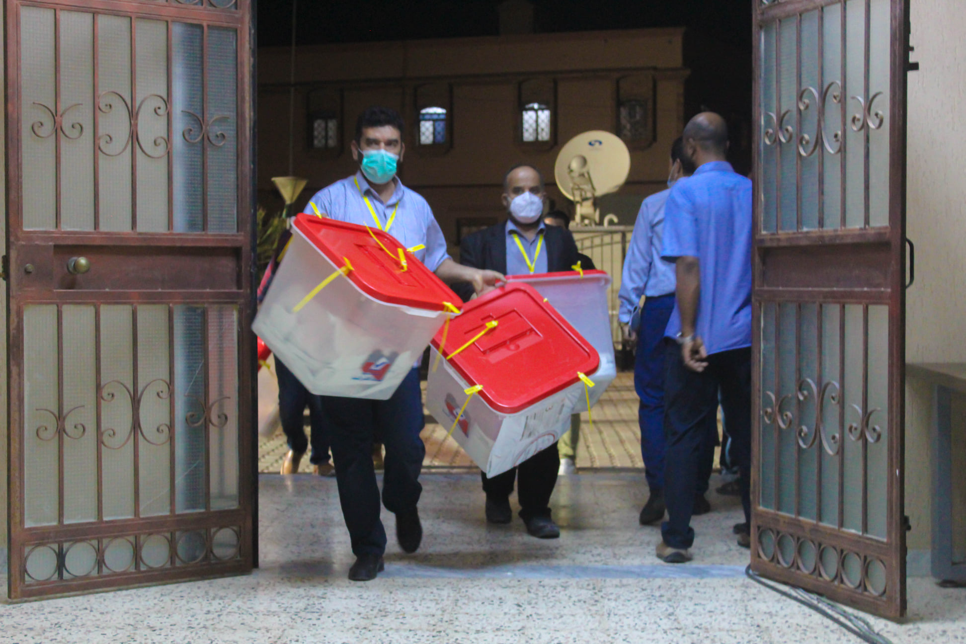 اللجنة المركزية للانتخابات تعلن النتائج النهائية ببلدية مصراتة