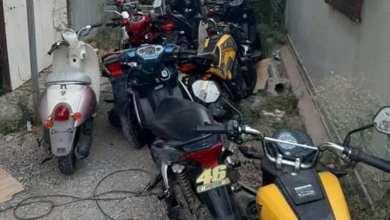 """""""العلميات الخاصة"""" في طرابلس تضبط 72 دراجة نارية مخالفة للقانون"""