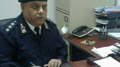 وفاة النقيب عبدالسلام القناشي من شرطة النجدة في بنغازي متأثراً بفيروس كورونا