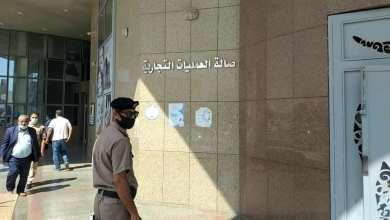 إدارة التفتيش والمتابعة تفتش على دوريات أمن المرافق لتأمين مصارف العاصمة