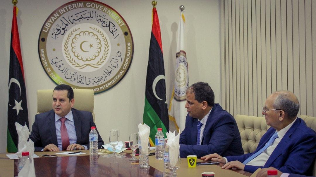 وزارة الخارجية بالحكومة الليبية تتحفظ على لجنة أممية لتقصي الحقائق بليبيا وتقترح لجان وطنية بالخصوص