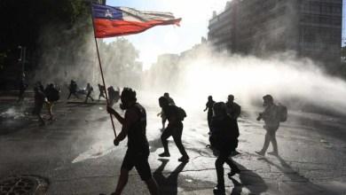 احتجاجات تشيلي