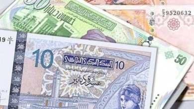 الدينار التونسي