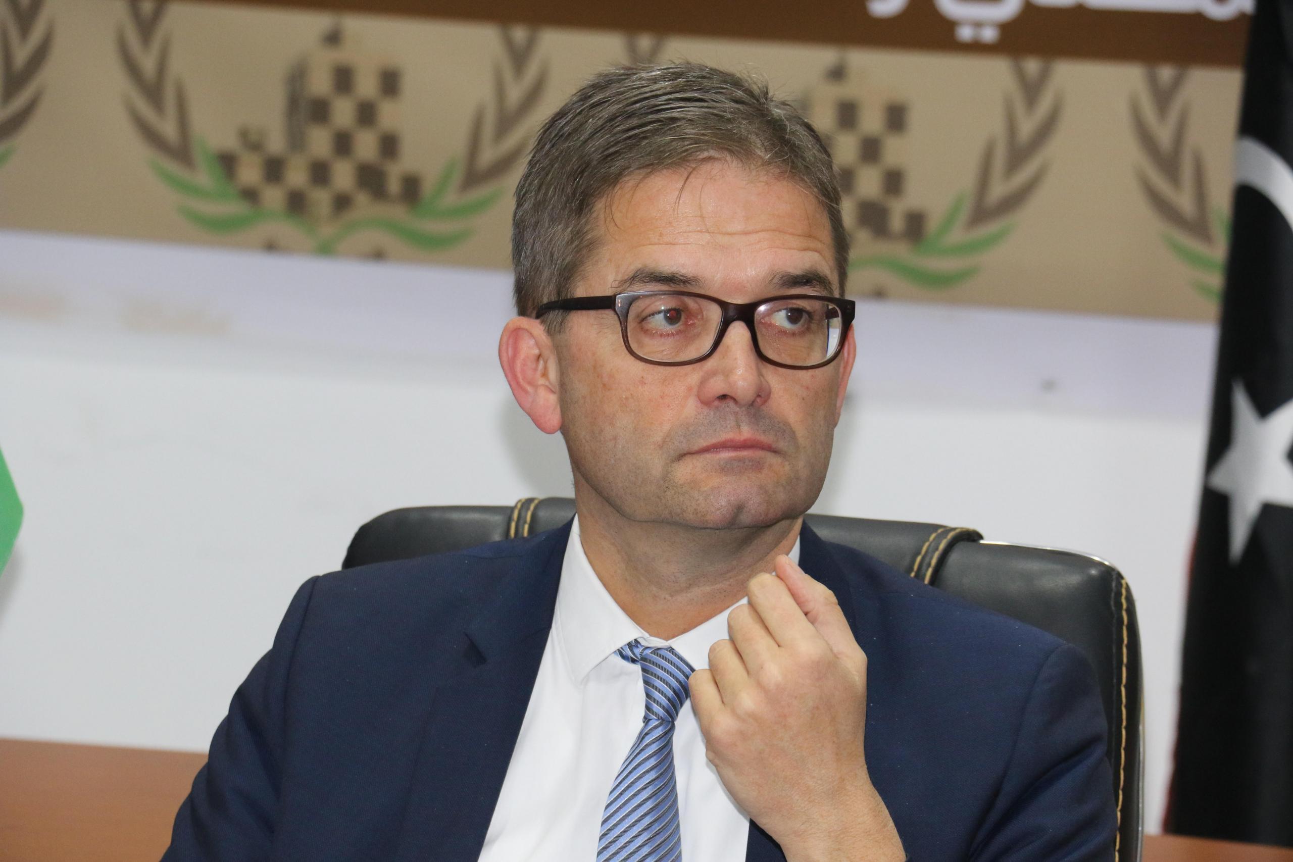 """ألمانيا تؤكد """"للدبيبة"""" دعم السلطة التنفيذية الجديدة 4"""