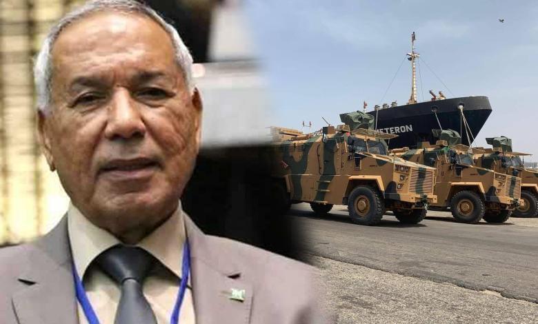 النائب أبوبكر بعيرة: المسار العسكري هو المتحكم ولابد لوقف إطلاق النار إيجاد حل للمجموعات المسلحة والقوات الأجنبية