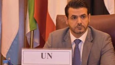 الناطق باسم البعثة الأممية في ليبيا جان علم