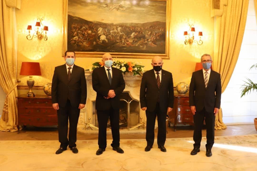 عقيلة صالح يبحث مع رئيس مالطا تطورات الأزمة الليبية