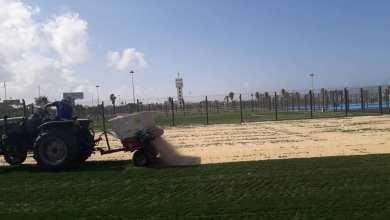 بلدية طرابلس تعلن إنشاء منتزه رياضي وترفيهي