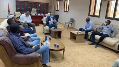 اجتماع المجلس البلدي درج ضمن مساعيه لحل مشكلة المياه في درج وسيناون