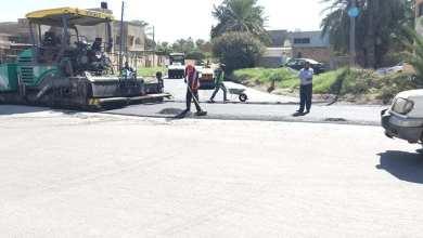تاجوراء .. أعمال البنية التحتية على قدم وساق رغم ضعف الميزانية