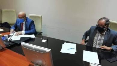 اللجنة العلمية تناقش الوضع الراهن للوضع الوبائي في ليبيا