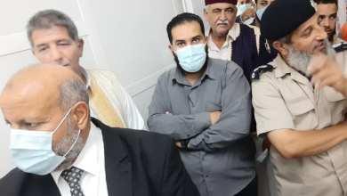 افتتاح مختبر تحاليل فيروس كورونا بمستشفى بن جواد العام