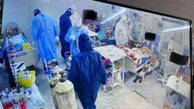 قسم العزل زليتن يعاني اكتظاظاً بمصابي كورونا و 60% من الحالات وصلت من خارج البلدية