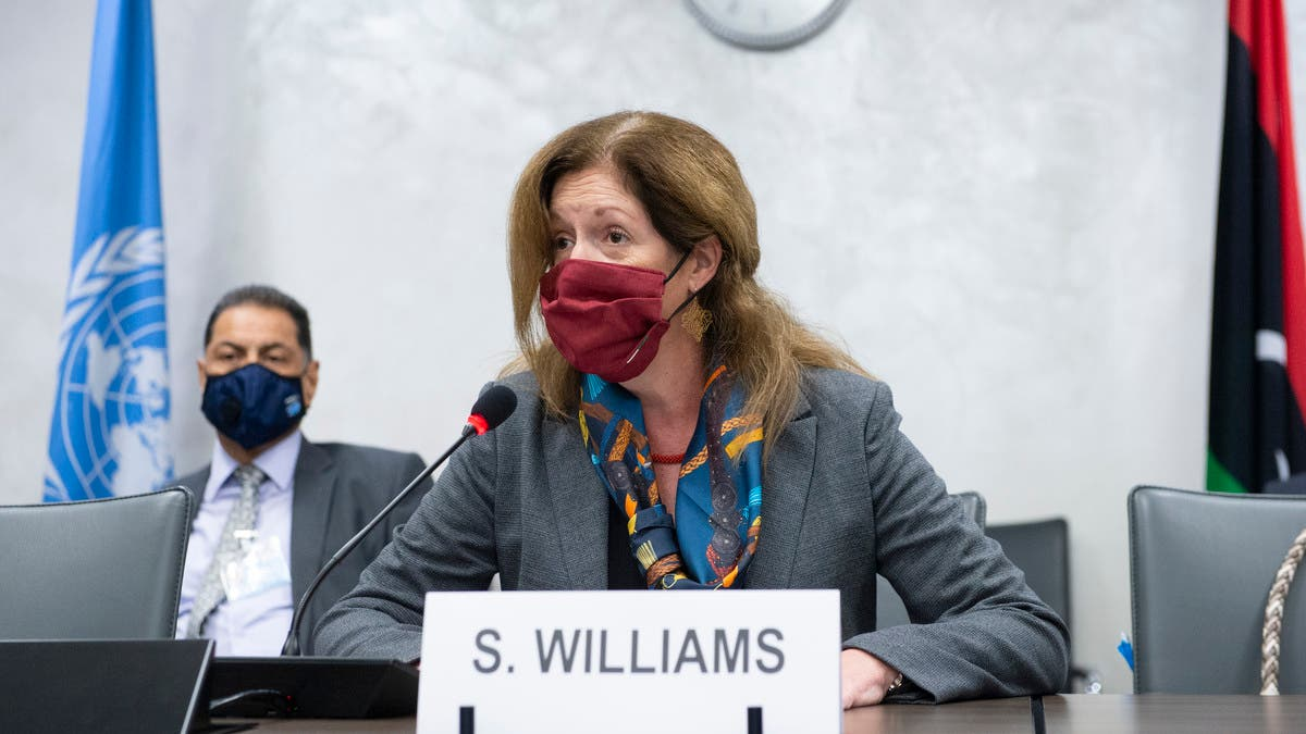 """وليامز: """"نقف أمام مشهد متغير الآن في ليبيا"""""""