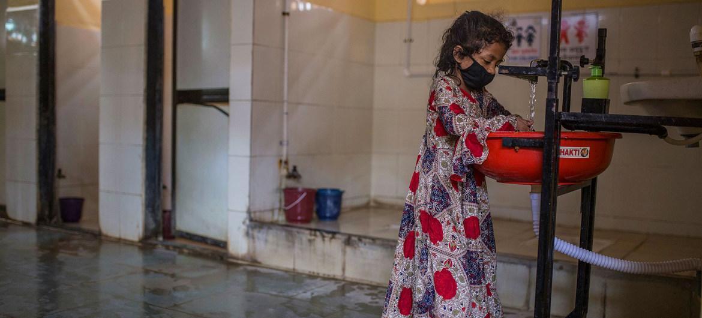 اليونسيف تنشر إحصائية مرعبة لـ3 مليار شخص حول العالم لايتمكنون من غسل اليدين وقايةً من كورونا