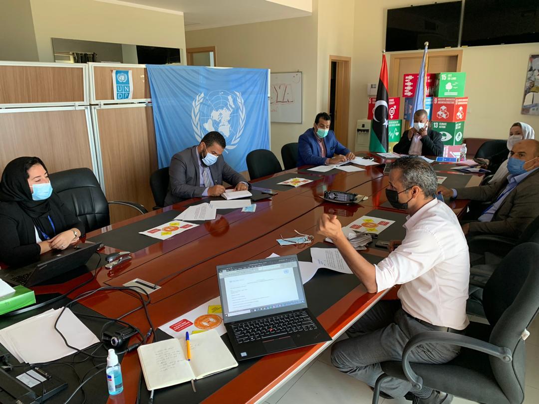 مكتب الأمم المتحدة لتنسيق الشؤون الإنسانية- إرشيفية