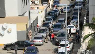 قوة خاصة من داخلية الوفاق تقتحم مقر هيئة الرقابة الإدارية بطرابلس