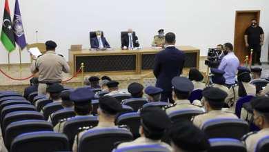 باشاغا يترأس اجتماعا موسعا بالقيادات الأمنية