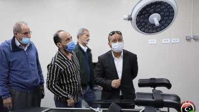 صحة الوفاق تعلن قرب افتتاح قسم الإسعاف بمستشفى الحروق بطرابلس