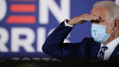 """الديمقراطي """"جو بايدن"""" يفوز بولاية أريزونا ويوسع فوزه على ترامب بــ11 صوتاً"""