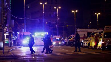 """الشرطة النمساوية: هجوم على 6 مواقع منها كنيس يهودي - """"رويترز"""""""