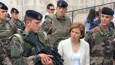 وزيرة الجيوش الفرنسية فلورنس بارلي تعلن من مالي قضاء الجيش الفرنسي على أكثر من 50 مقاتلاً من تنظيم القاعدة