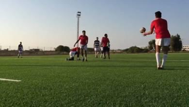 أول ملعب للرغبي في ليبيا