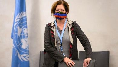 ستيفاني وليامز - المبعوثة الأممية لليبيا بالإنابة