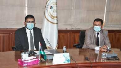 وزير الاقتصاد والصناعة بحكومة الوفاق يعتمد مشروع التنمية المكانية الصناعية على مستوى 30 مدينة في كافة ربوع ليبيا
