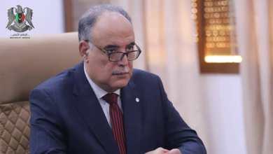 وزير الداخلية بالحكومة الليبية إبراهيم بوشناف