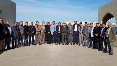 طبرق تحتضن اجتماعاً ضم 19 عميداً للبلديات التابعة للحكومة الليبية