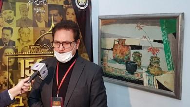 """الممثل محمد رياض عضو اللجنة العليا للمهرجان -""""رويترز"""""""